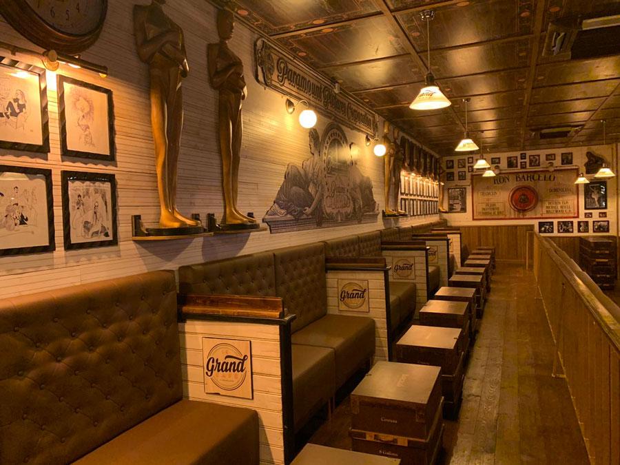 Le Grand Café Teatinos