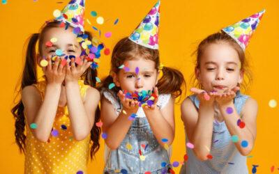 Celebración de fiestas infantiles en Málaga personalizadas